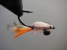 Click on the Fly Title for a Step by Step! The Ghost Whisper: a ghost shrimp imitation I created to target many inshore and back bay species such as corbina, spotfin croaker, spotted bay bas…