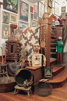 folk art | the ames gallery | Berkeley, CA