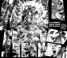 Last GI Combat Panel Mash by urban-barbarian.deviantart.com on @DeviantArt