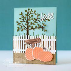 Peek a Boo Pumpkins by Pam Sparks*