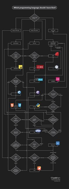 Which Programming Language Should I Learn First? | Lucidchart Blog