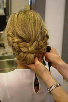 Boda Romantic Hairstyles, Bride Hairstyles, Cool Hairstyles, Hair Inspo, Hair Inspiration, Grunge Hair, About Hair, Hair Today, Hair Dos