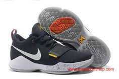 check out 477e2 d123e Nike Zoom PG 1 Pacers Basketball Shoe For Sale Big Boys Youth/Jeunesse Shoes