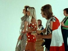 """ABBA - """"Ring Ring""""(1973). The song was released on 14 February 1973. Recorded on 10 January 1973, Metronome Studio, Stockholm. Written in Swedish by Benny Andersson , Björn Ulvaeus , along with their manager Stig Anderson, and the translation into English lyrics was helped by Neil Sedaka and Phil Cody. Produced by Benny Andersson , Björn Ulvaeus .   Very Great Song with The Nice Music Video Will Become Forever !   Thank You So Much  !!!!!"""