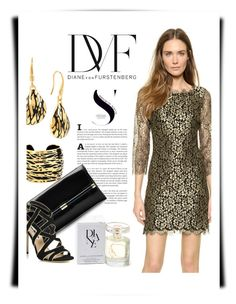 """""""DVF.... Simply Elegant"""" by conch-lady ❤ liked on Polyvore featuring Diane Von Furstenberg"""