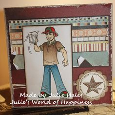 Julie's World of Happiness