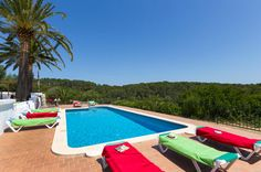 Villa Mas Alta, Cala Galdana, Menorca, Spain. Find more at www.villaplus.com