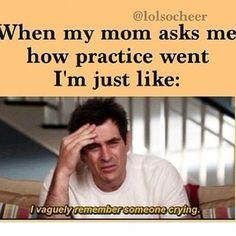 Every practice.