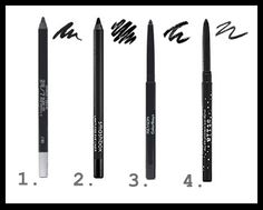 eye liners. the  best