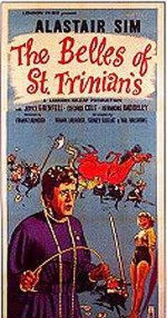 Directed by Frank Launder.  With Alastair Sim, Joyce Grenfell, George Cole, Hermione Baddeley. These schoolgirls are more interested in racing forms than books as they try to get-rich-quick. They are abetted by the head-mistress' brother, played by Alastair Sim, who also plays the head-mistress.