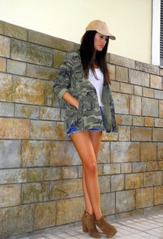 We are loving the Camo trend!