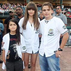 "Paris, Prince, and Blanket Jackson: ""I have lots of memories of my father,"" Paris Jackson tells the Daily Mail of her late father, the King of Pop Michael Jackson. ""He was an incredible father. We all loved him to death."""