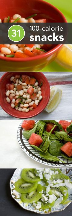 List & Recipes: 31 100-Calorie Snacks that Actually Satisfy Your Hunger - Greatist