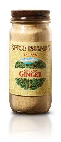 "Spice Islands Ground Ginger  #CooksIllustrated Taste Test Winner  ""Highly Recommended""  #TasteTestTriumphs"