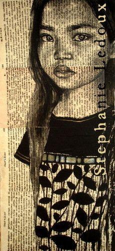 Coup de coeur pour Stephanie Ledoux - Tableau Peinture