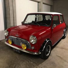 Top Minis through the years - Mini Owners Club Mini Cooper Classic, Mini Cooper S, Classic Mini, Austin Mini, Nicky Larson, Mini Car, Mini Clubman, City Hunter, Future Car