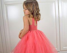 Tobillo longitud doble capas vestido de Puffy. Cualquier color