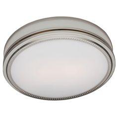 Bath Exhaust Fan Light Combination
