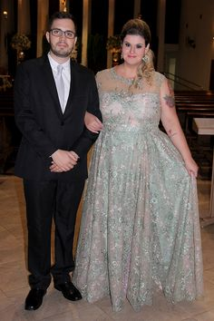 vestido de festa plus size 2 - grandes mulheres