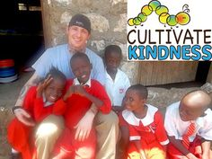 """Remember that movie, """"""""Pay It Forward"""""""" from 2000, where the boy launches a good will movement, doing good deeds and asking recipients to, well...pay it forward? Well, new nonprofit campaign """"""""Cultivate Kindness"""""""" is taking that idea and running with it. Founder Mike Petrone is on a mission to """"""""inspire and motivate people to practice random acts of kindness,"""""""" and get them to incorporate generosity and volunteering into their daily lives. We think this is a great idea!"""