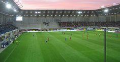 Construirán estadio de fútbol profesional en Vargas