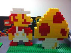 #Mario #Legos