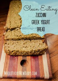 Whole Foods...New Body!: {Clean Eating Zucchini Bread}-making this now, but changed things up a bit and making them chocolate zucchini muffins