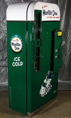 Wish Board, Mountain Dew, Man Cave, Locker Storage, Custom Design, Vending Machines, Evening Sandals, Cold, Antiques