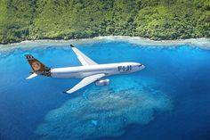 日本からフィジー直行便が就航へ、来夏から成田発着の週3便、フィジー・エアウェイズがA330で | トラベルボイス
