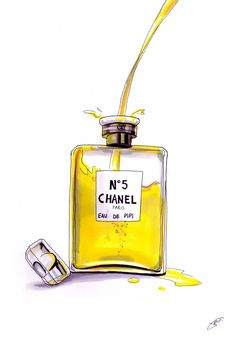 """SQUA.RE: Achraf Amiri """"It's Not Only About The Perfume, It's The Bottle (Chanel No. 5)"""""""