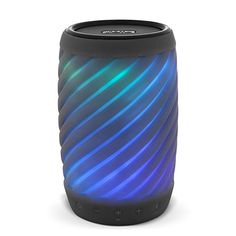 iHome Alexa Built-in Bluetooth Speaker Portable Wireless Color Changing Waterproof Rechargeable Lights Up to Music with Speakerphone, Carry Strap Perfect Party Speaker for Any Event Best Portable Bluetooth Speaker, Bluetooth Speakers, Passive Subwoofer, Party Speakers, Caller Id, Alexa Voice, Perfect Party, Color Change, Light Up