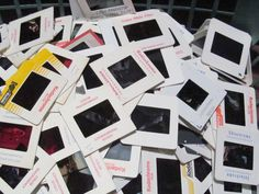 Are your old slides stuck in a box in your basement? Enjoy them again by learning how to scan your old slides so you can print and share them online.