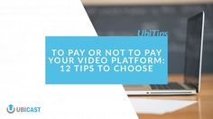 Many video hosting platforms are available, some like YouTube are free. Why do some platforms are not free? What more do they offer? Depending on how you use i…