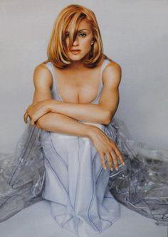 Madonna – Versace 1995 – Photos by Mario Testino