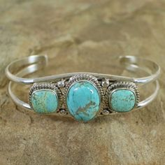 Native American bracelets that are affordable are at Native American Jewelry. We have the best choices of American Indian bracelets online. Silver Rings With Stones, Mens Silver Rings, Silver Bracelets, Sterling Silver Jewelry, Silver Earrings, 925 Silver, Coral Turquoise, Turquoise Jewelry, Boho Jewelry