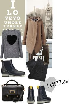 """Let it rain, let it rain, Let your love rain down on me."" by loft37us ❤ liked on Polyvore"