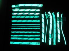 Industrial Strength Glow in the Dark Rope. All diameters and sheaths. Available only at Glorope.com