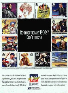 Adeevee - United States Postal Service Stamps: Celebrate The Century United States Postal Service, Stamps, Creativity, Celebrities, Seals, Celebs, Postage Stamps, Stamp, Celebrity