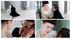 No matter how many times I watch the movie, Onegin, these scenes reduce me to tears every time. They resonate with themes of regret, consequences, and tragically, a lost opportunity for true love.