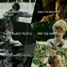 Newt. You will live on, in our minds and hearts. Love him so much <3<-- thank you for saying exactly what I was thinking
