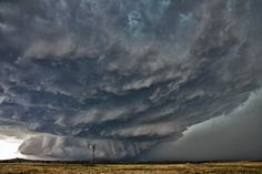 tornadic supercell thunderstorms