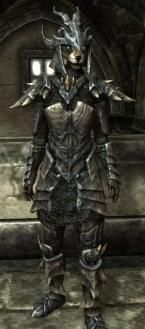 Skyrim-dragon scale armor