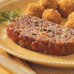 Traditional Meat Loaf Recipe: Can't wait!! This is my favorite meatloaf recipe!
