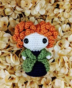 Spend your time with great hobbies Crochet Fall, Holiday Crochet, Cute Crochet, Crochet Crafts, Yarn Crafts, Crochet Toys, Knit Crochet, Crotchet, Unique Crochet