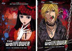 The Wallflower: the wallflower
