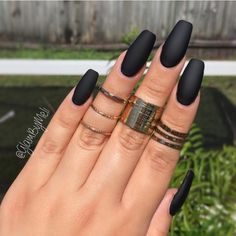"""Love @glambymeli matte black⚫️color jet setter in @lauragpolish! #vegas_nay"" Photo taken by @vegas_nay on Instagram, pinned via the InstaPin iOS App! http://www.instapinapp.com (09/23/2015)"