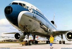Varig Brazilian Airlines McDonnell-Douglas DC-10-30