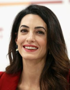 Amal Clooney Photos - Press Conference with President Nasheed of the Maldives His and Lawyer Amal Clooney - Zimbio