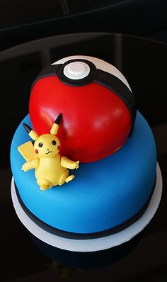 Pokemon for Christopher's birthday party