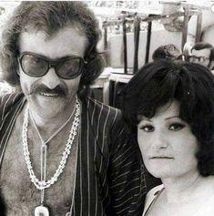Cem Karaca ve Selda Bağcan 70'ler Old Pictures, Fashion Boots, Nostalgia, Chain, Portrait, Celebrities, Pretty, Vintage, Legends